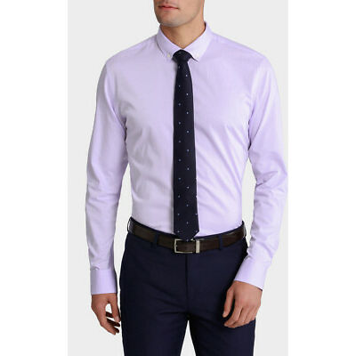 NEW Industrie Business Shirt Lilac