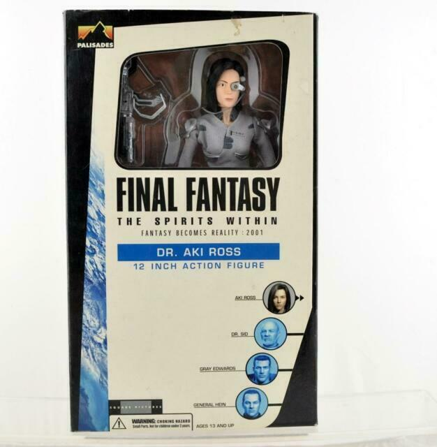 Aki Ross 12 Inch Figure Final Fantasy The Spirits Within Palisades