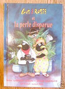 GUS-ET-ROSIE-ET-LA-PERLE-DISPARUE-etat-neuf