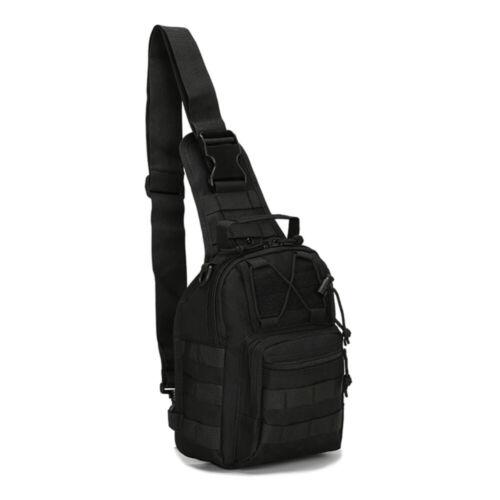 Military Tactical Backpack Rucksack Camping Trek Hiking Outdoor Sport Travel Bag