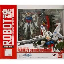 Bandai Gundam Seed The Robot Spirits Figure Series - Perfect Strike Gundam