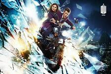 Doctor Who : Motorcycle - Maxi Poster 61cm x 91.5cm (new & sealed)