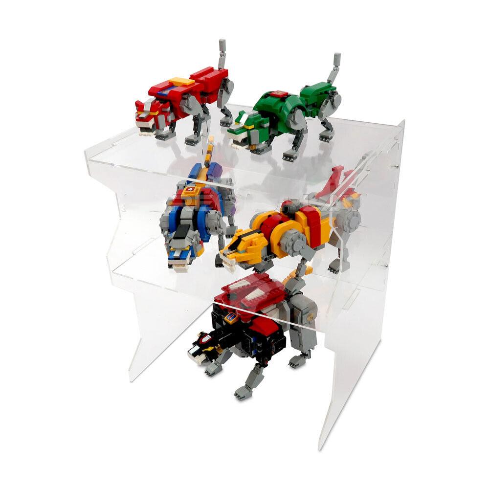 Supporto Acrilico Per  LEGO 21311 VOLTRON-NUOVO  prezzi bassi