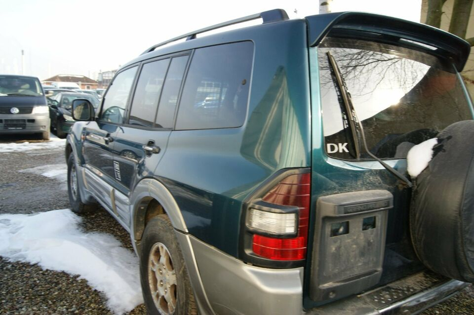 Mitsubishi Grand Pajero 3,2 DI-D 4x4 Diesel modelår 2001