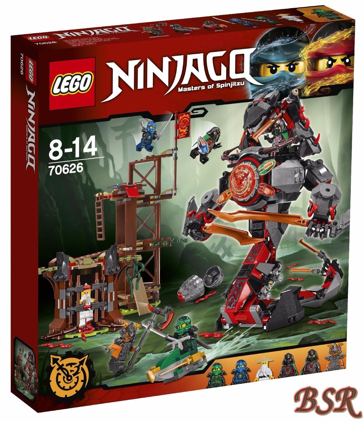 LEGO ® Ninjago  70626 funeste crépuscule & 0. - expédition & OVP & NOUVEAU