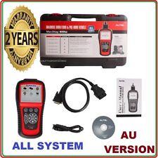 Autel Maxidiag Elite MD802 For ALL System OBD2 Code Scanner Auto Diagnostic Tool