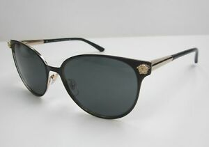 63f799f3413 Italy! Versace Medusa MOD.2168 1377 87 Women s Sunglasses 57 16 140 ...