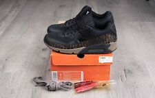 Nike Air Max 90 Black Running Womens WMNS Size 11 325213 001