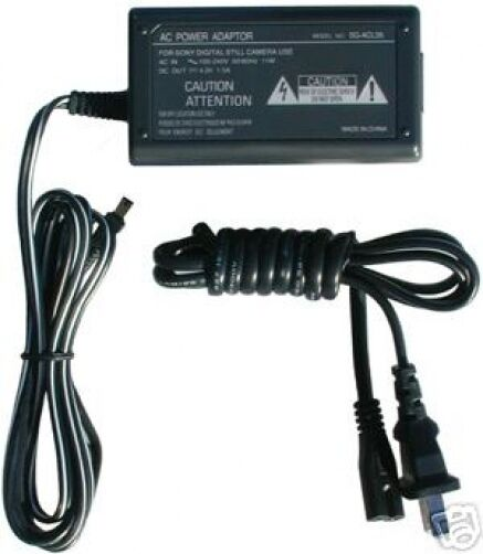 AC ADAPTER FOR JVC GRSXM161US GRSXM260 GRSXM260U GRDZ7