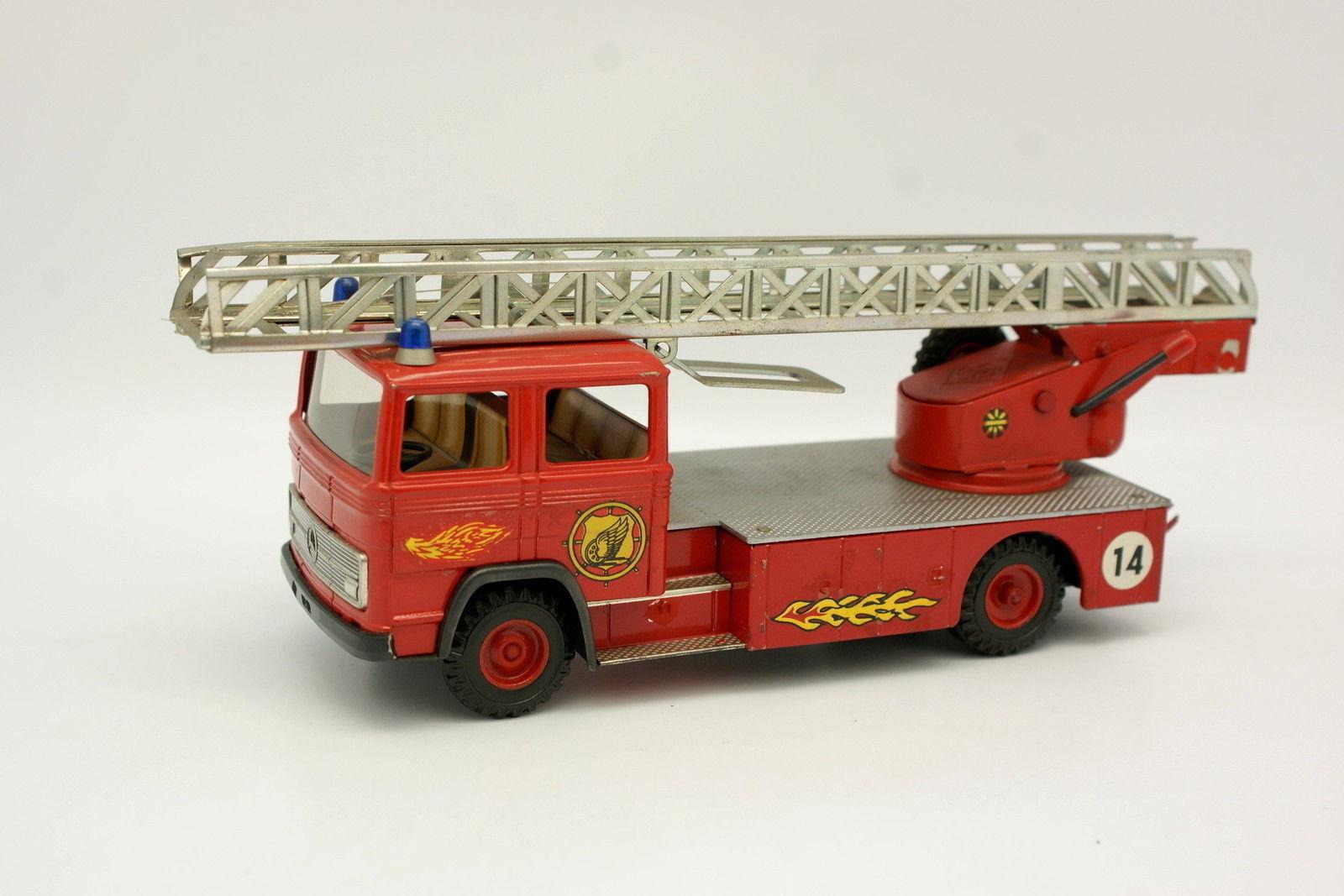 CKO DBGM Alemania 1 43 - Mercedes A A A escala Bomberos Feuerwehr  gran descuento