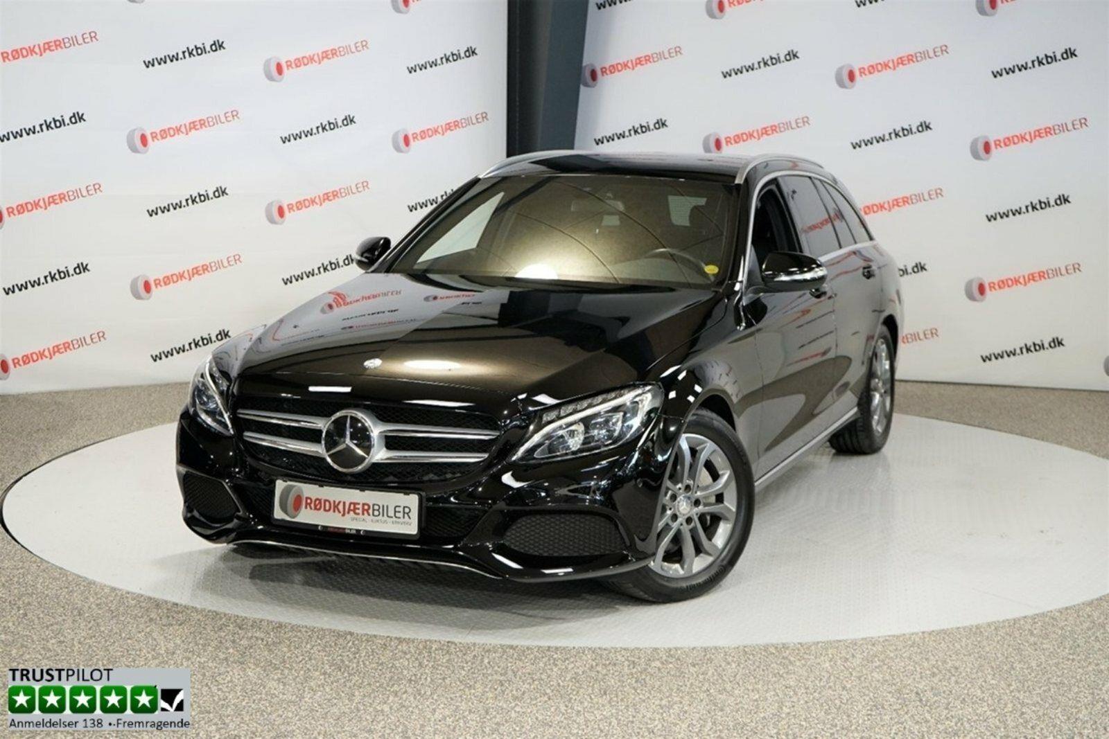 Mercedes C250 d 2,2 Avantgarde stc. aut. 5d - 349.900 kr.