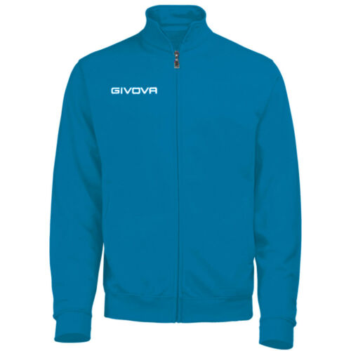 Hoodie NEW givova Cotton with Front Pouch Pocket