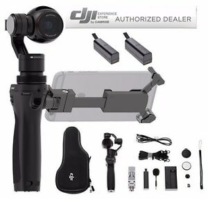 DJI-Osmo-3-Axis-Handheld-Gimbal-Stabilizer-SteadyGrip-amp-Extra-Battery