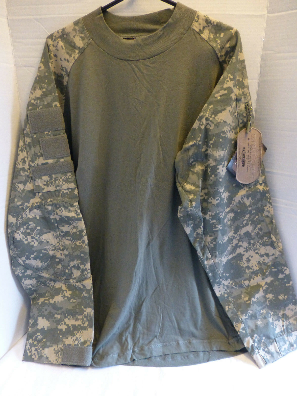 Tru Spec Combat Shirt XLL XL Long NEW Cordura Base Layer Tactical Response