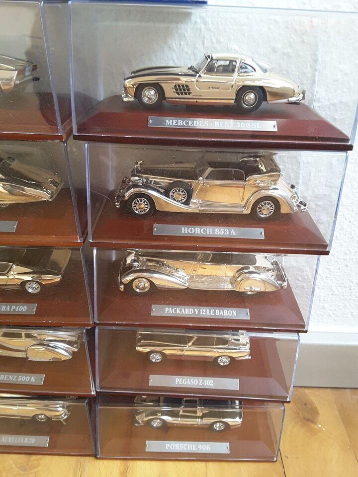 Biler, Silver-cross Collektion