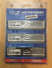 OCZ3P1600LV6GK OCZ Platinum Triple DDR3 Low 1600 MHz Memory 7,7,7 CL7 PC3-12800