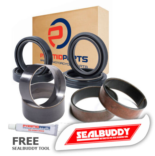 Suzuki SV650 1999-2002 Fork Suspension Bushings and Seals Overhaul Kit