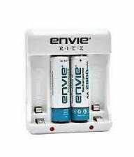 Envie 2800mAh AA (2nos) Ni-MH Rechargeable Battery + Bettle Charger