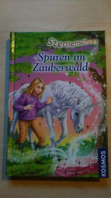 Sternenschweif, 11, Spuren im Zauberwald von Linda Chapman (2006, Gebundene Aus…