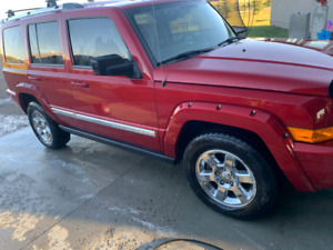 2006 Jeep Commander Limited - Fully loaded / navi