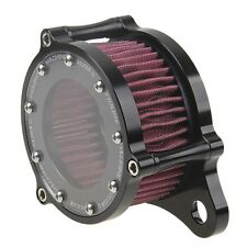 Air Cleaner Intake Filter System Kit Fit Harley Sportster XL 883 1200 04-16 US