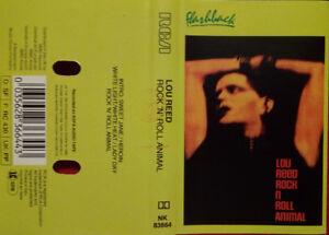 Lou Reed - Rock N Roll Animal (Cassette) - Italia - Lou Reed - Rock N Roll Animal (Cassette) - Italia