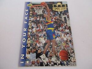 Carte-NBA-UPPER-DECK-1992-93-FR-29-Mahmoud-Abdul-Rauf-Denver-Nuggets