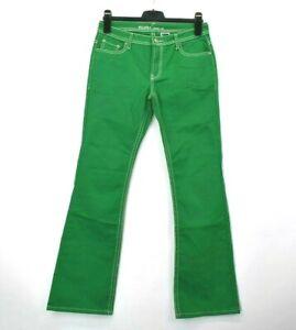 Jeans tasche cambia 11 di Spandex boot non Women's Revolt Apple Green solo cut C4BnwvqWxf