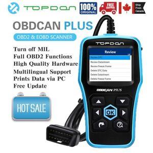 Versione Inglese Autel MaxiScan MS300 Universale OBD2 Auto Diagnostica Motore Lettore di Codici di Errore OBDII//EOBD//CAN Scanner