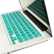 AQUA Silicone Keyboard Cover Skin for Macbook Pro 13 15