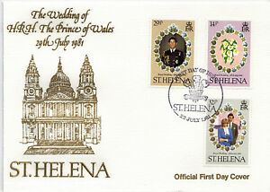 St-HELENA-1981-ROYAL-WEDDING-UNADDRESSED-ILLUSTRATED-FIRST-DAY-COVER
