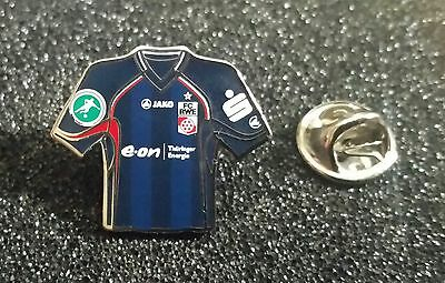 FC Rot-Weiß Erfurt Pin Fußball Trikot 2011-2012 Away E-ON Bundesliga Patch