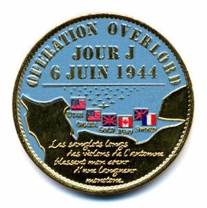 14 CAEN Mémorial, Jour J, 6 juin 1944, Couleur, Arthus-Bertrand
