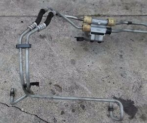 ford f250 transmission cooler lines