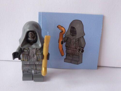 aus Adventskalender 2017 LEGO STAR WARS Minifigur UNKARS THUG 75184