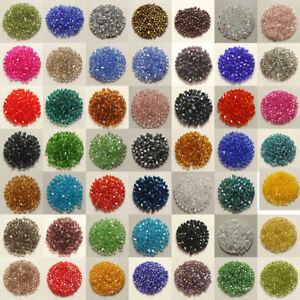 Wholesale-100-200pcs-4-6mm-crystal-5301-Bicone-Beads-U-Pick-color