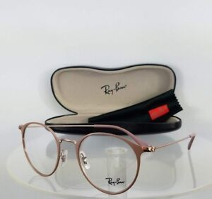 fe56e61e2f8 Brand New Authentic Ray Ban RB 6378 Eyeglasses RB6378 2973 Shiny ...