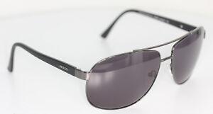 KRASS-K6417-203-Brille-metallisch-Grau-Schwarz-glasses-Sonnenbrille-FASSUNG