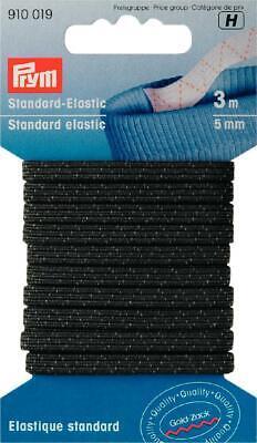 Gummi-Band   Elastische Abschluss-Spitze 2 m 10 mm von Prym 995 103