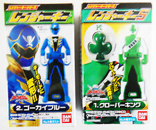 BANDAI Kaizoku Sentai GOKAIGER Ranger Key Candy Toy syokugn F/S JAPAN NEW 2 set