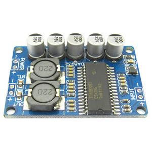 35W-TDA8932-Amplifier-Board-Mono-Audio-Power-Amp-Digital-Module-DC-12V-24V-PT