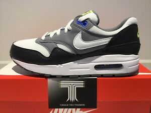 Details about Nike Air Max 1 (GS) ~ AV4153 002 ~ Youth Size Uk 5.5 ~ Euro 38.5