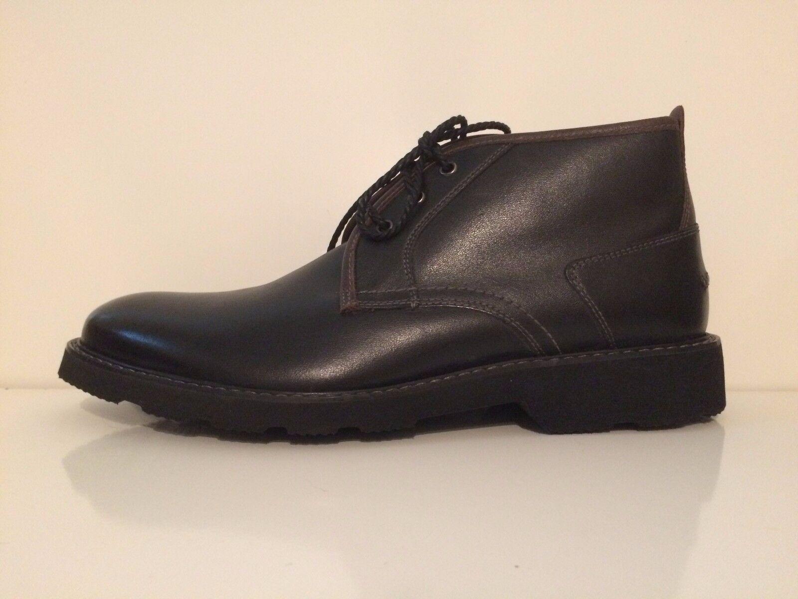 New Florsheim 13255 Men Casey Chukka Ankle Leather Boots sz 8.5D M