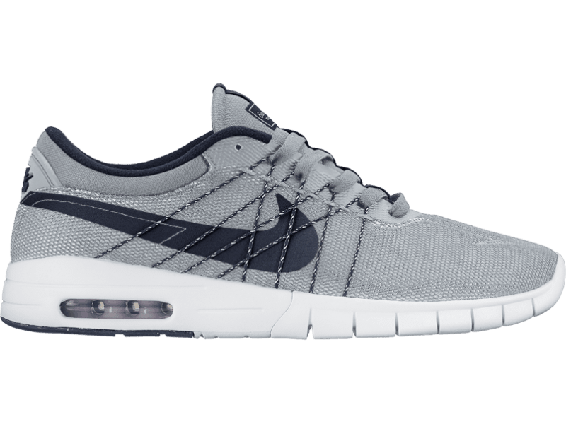 Nike ERIC KOSTON MAX Wolf Grey Obsidian White 833446-041 (615) Men's shoes