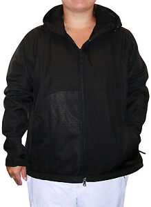 c80d2eb8a63 Details about New Pulse Womens Plus Size 1X 2X 3X 4X 5X 6X Soft Shell  Jacket Emb Hoodie  149