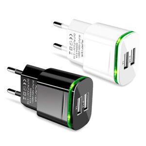 Caricatore-USB-5-V-2A-per-caricabatterie-USB-a-LED-a-2-prese-con-connettore-ie