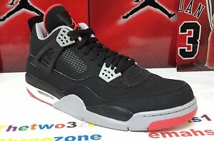 Nike Air Jordan Retro 4 CDP sz 13 IV dmp fred alternate 89 ovo xi ... b59067475