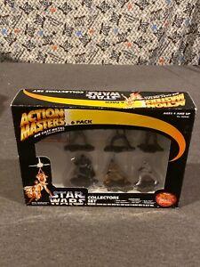 Star Wars Action Masters Die Cast 6 Pack 1994 MIB sealed