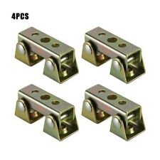 New Listingadjustable Welding Clamps V Type Pads Magnetic Fixture Holder Strong Welders 4pk