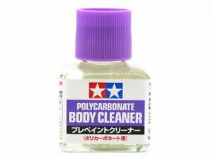 TAMIYA-87118-Polycarbonate-Body-Cleaner-40ml-Japan-Model-Kit-New